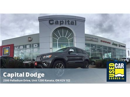 2015 Jeep Grand Cherokee Limited (Stk: P3213A) in Kanata - Image 1 of 30