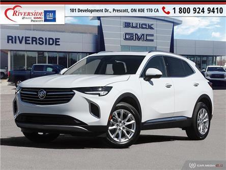 2021 Buick Envision Preferred (Stk: 21109) in Prescott - Image 1 of 23