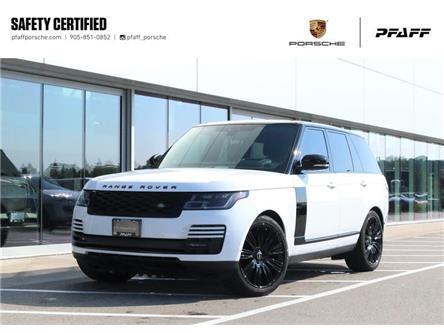 2020 Land Rover Range Rover 3.0L Td6 Diesel HSE SWB (Stk: U9841A) in Vaughan - Image 1 of 30