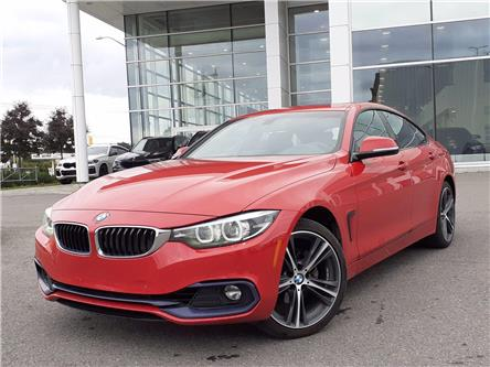 2018 BMW 430i xDrive Gran Coupe (Stk: P10043) in Gloucester - Image 1 of 27