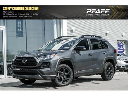2020 Toyota RAV4 Trail (Stk: S01238A) in Guelph - Image 1 of 28