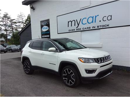 2020 Jeep Compass Limited (Stk: 210771) in Ottawa - Image 1 of 23