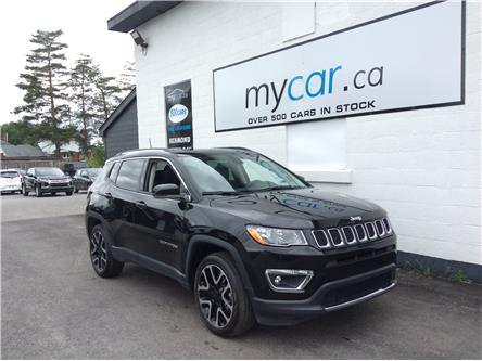 2020 Jeep Compass Limited (Stk: 210740) in Kingston - Image 1 of 23