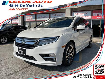 2018 Honda Odyssey Touring (Stk: 502957) in Toronto - Image 1 of 16