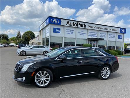 2017 Cadillac XTS Luxury (Stk: 17-96220) in Brampton - Image 1 of 16