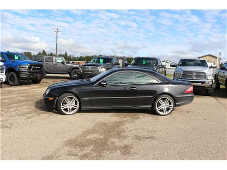 2003 Mercedes-Benz CL-Class Base (Stk: MT100K) in Rocky Mountain House - Image 1 of 11