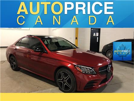 2019 Mercedes-Benz C-Class Base (Stk: W3113) in Mississauga - Image 1 of 26