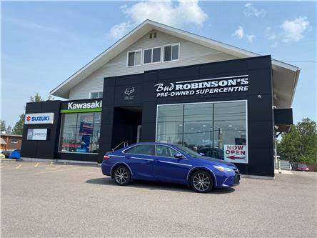 2016 Toyota Camry XSE (Stk: ) in Sault Ste. Marie - Image 1 of 28