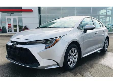 2020 Toyota Corolla LE (Stk: 208061) in Moose Jaw - Image 1 of 37
