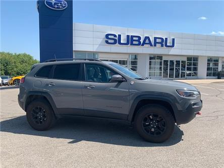 2019 Jeep Cherokee Trailhawk (Stk: P979B) in Newmarket - Image 1 of 14