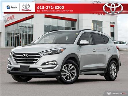 2018 Hyundai Tucson SE 2.0L (Stk: K4638A) in Ottawa - Image 1 of 29