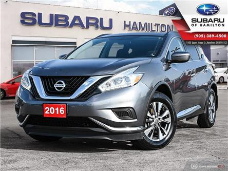 2016 Nissan Murano S (Stk: S9072A) in Hamilton - Image 1 of 28