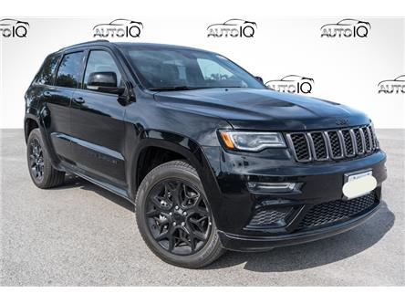 2021 Jeep Grand Cherokee Limited (Stk: 34955D) in Barrie - Image 1 of 28