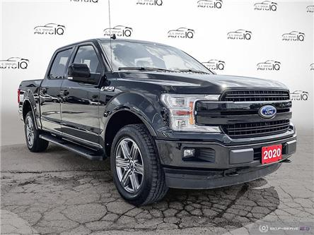 2020 Ford F-150 Lariat (Stk: 1430AX) in St. Thomas - Image 1 of 30
