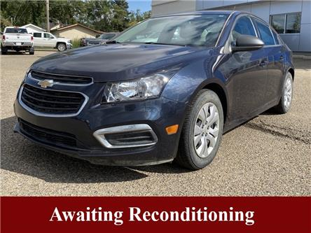 2016 Chevrolet Cruze Limited 2LS (Stk: 158353) in Brooks - Image 1 of 6