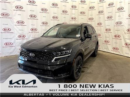 2021 Kia Sorento 2.5T EX (Stk: 23158) in Edmonton - Image 1 of 30