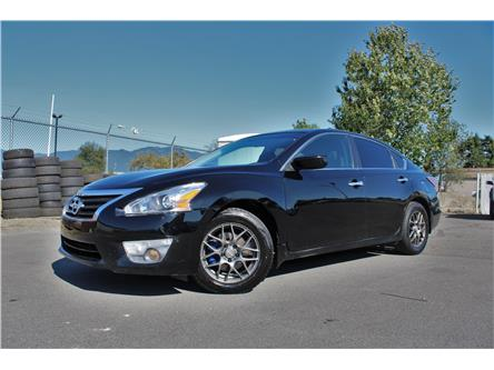 2015 Nissan Altima 2.5 (Stk: HB2-0273A) in Chilliwack - Image 1 of 9