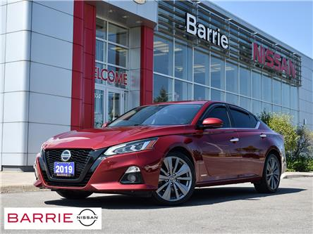 2019 Nissan Altima 2.5 Edition ONE (Stk: 21393AA) in Barrie - Image 1 of 30