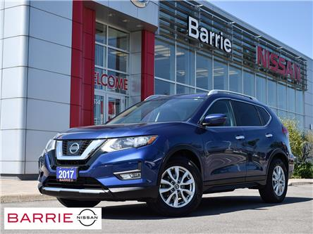 2017 Nissan Rogue SV (Stk: P4866) in Barrie - Image 1 of 28