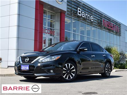 2018 Nissan Altima  (Stk: P4877) in Barrie - Image 1 of 29