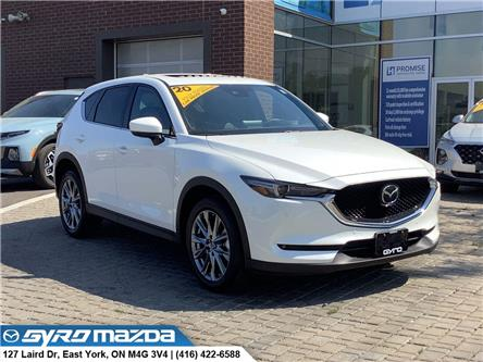 2020 Mazda CX-5 Signature (Stk: 31430) in East York - Image 1 of 30
