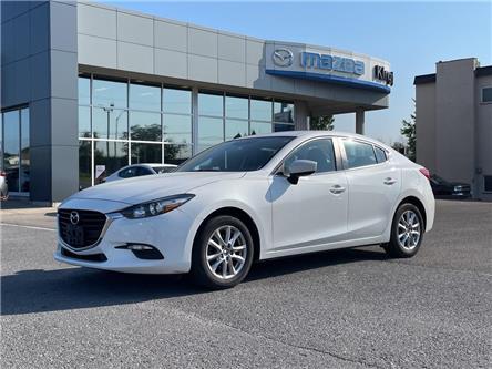 2017 Mazda Mazda3  (Stk: 21p046) in Kingston - Image 1 of 14