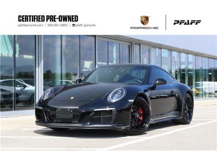 2017 Porsche 911 Carrera Coupe GTS PDK (Stk: U9902) in Vaughan - Image 1 of 30