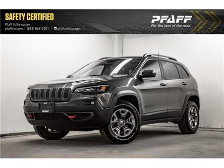 2019 Jeep Cherokee Trailhawk (Stk: V6021A) in Newmarket - Image 1 of 22