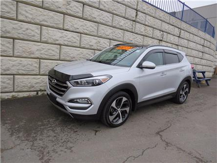 2016 Hyundai Tucson Limited, AC, Cruise, Heated Seats (Stk: D20080A) in Fredericton - Image 1 of 21