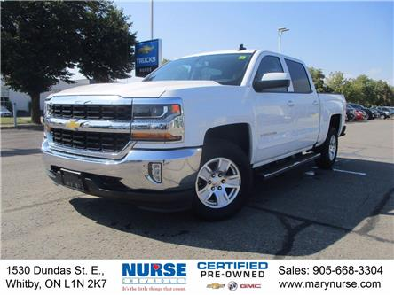 2018 Chevrolet Silverado 1500 1LT (Stk: 21P198A) in Whitby - Image 1 of 23