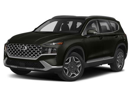 2022 Hyundai SANTA FE LUXURY HYBRID AWD  (Stk: R22086) in Brockville - Image 1 of 9