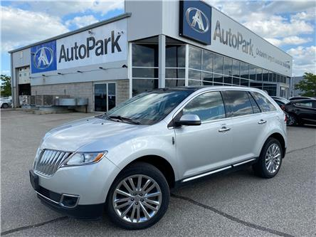 2013 Lincoln MKX Base (Stk: 13-07232JB) in Barrie - Image 1 of 33
