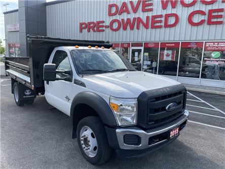 2015 Ford F-550 Chassis XL (Stk: 13961) in Newmarket - Image 1 of 17