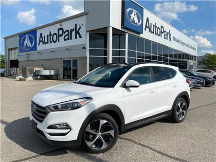 2016 Hyundai Tucson Limited (Stk: 16-73048JB) in Barrie - Image 1 of 35