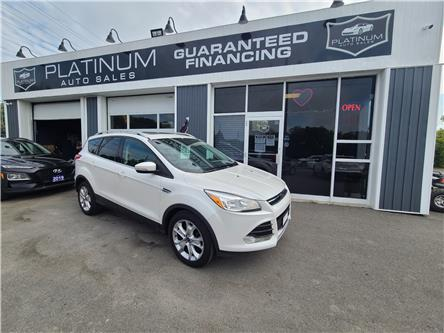 2015 Ford Escape Titanium (Stk: B84263) in Kingston - Image 1 of 13