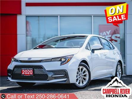 2020 Toyota Corolla SE (Stk: R21101) in Campbell River - Image 1 of 17