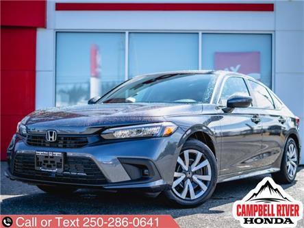 2022 Honda Civic LX (Stk: C22040) in Campbell River - Image 1 of 20