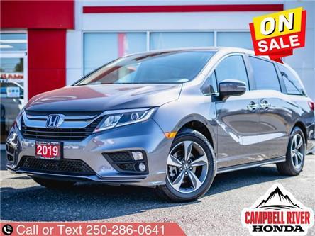 2019 Honda Odyssey EX (Stk: UB503672) in Campbell River - Image 1 of 20