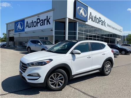 2017 Hyundai Tucson Luxury (Stk: 17-88649JB) in Barrie - Image 1 of 36