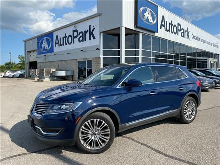 2018 Lincoln MKX Reserve (Stk: 18-37651JB) in Barrie - Image 1 of 35