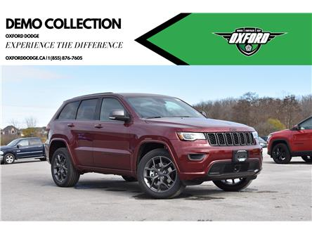 2021 Jeep Grand Cherokee Limited (Stk: 21105D) in London - Image 1 of 20
