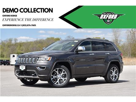 2021 Jeep Grand Cherokee Overland (Stk: 21475D) in London - Image 1 of 25