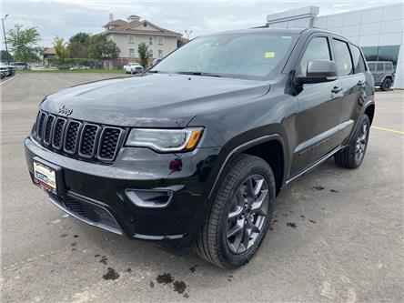 2021 Jeep Grand Cherokee Limited (Stk: 21-268) in Ingersoll - Image 1 of 18