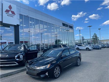 2019 Hyundai Elantra Luxury (Stk: 23210A) in Edmonton - Image 1 of 25