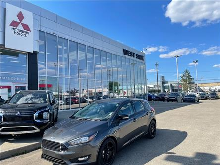 2018 Ford Focus SEL (Stk: R21011A) in Edmonton - Image 1 of 25