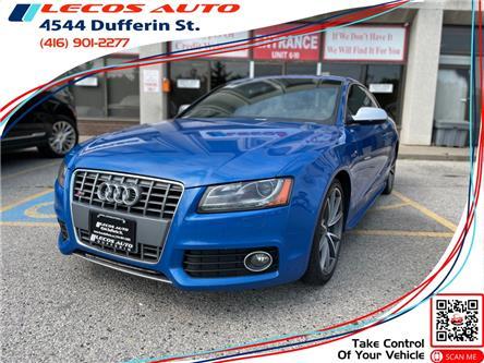 2010 Audi S5 4.2L (Stk: ) in Toronto - Image 1 of 12