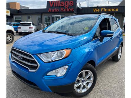 2018 Ford EcoSport SE (Stk: P38493) in Saskatoon - Image 1 of 22