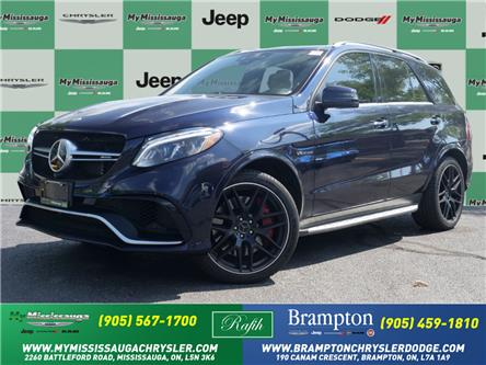 2018 Mercedes-Benz AMG GLE 63 S (Stk: 1697) in Mississauga - Image 1 of 29