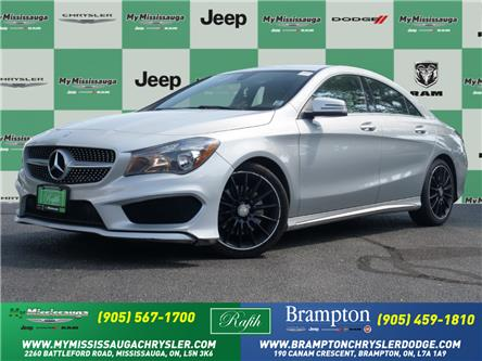 2015 Mercedes-Benz CLA-Class Base (Stk: 1689) in Mississauga - Image 1 of 23