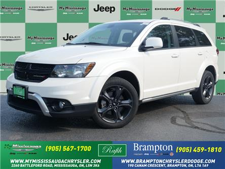 2018 Dodge Journey Crossroad (Stk: 21243A) in Mississauga - Image 1 of 27